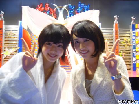 女子高生スタイルの秋月三佳さん